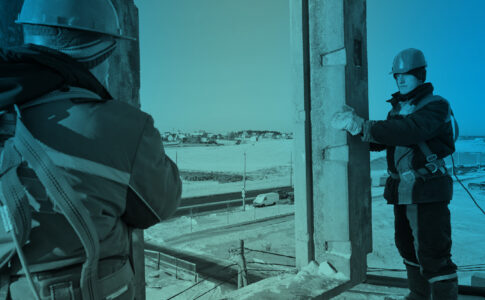 5 Winter Construction Site Safety Tips